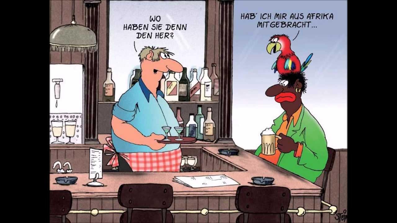 Uli Stein Cartoon Mach Mal Urlaub Youtube