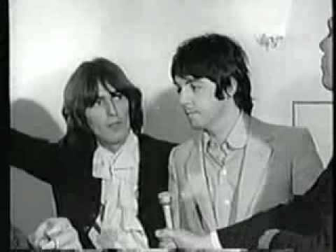 The Beatles interview 1968