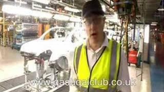 Nissan Qashqai Built at Sunderland