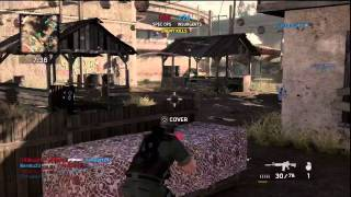 Socom 4 Online  - Cesspool - Game 1