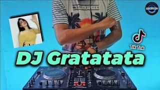 DJ GRATATATA - RATATATA TIKTOK REMIX TERBARU FULL BASS 2021