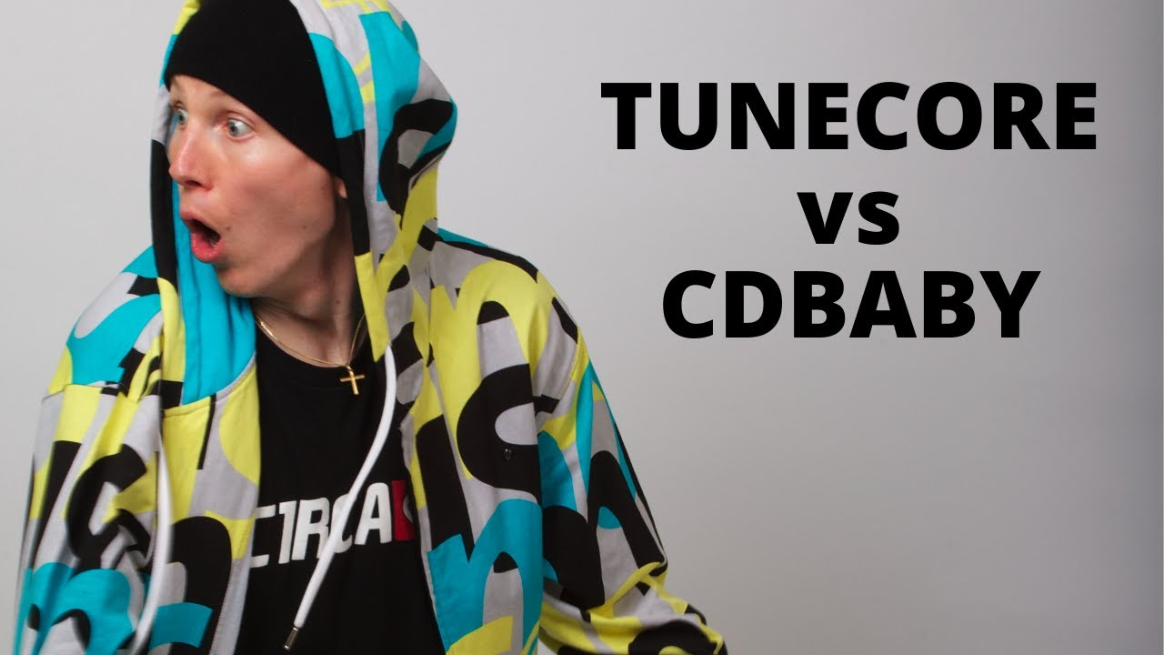 TuneCore Vs CDBaby Music Distribution