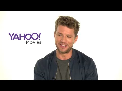 Ryan Phillippe chatting with Ethan Alter (Yahoo Movies) about his new film, Wish Upon