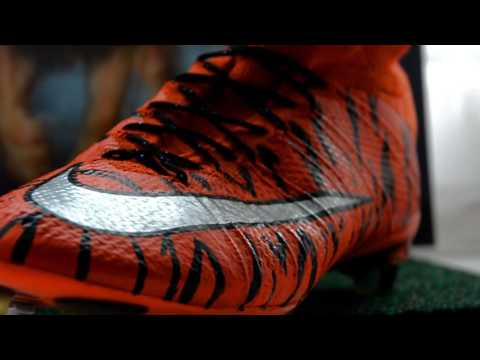 Angelus Direct Soccer Cleats Test video