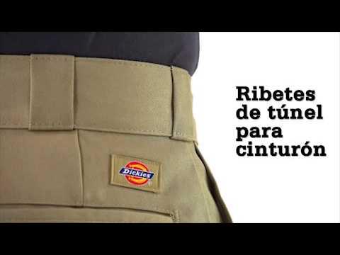 El Pantalon De Trabajo 874 Original Por Dickies Youtube
