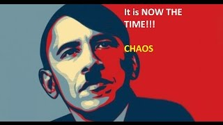 Obama Chaos: He