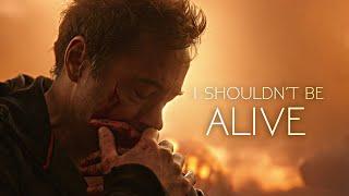 (Marvel) Tony Stark | I Shoudn't Be Alive [1K]