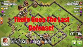 Clash Of Clans|Town Hall 9|Best League To Farm|Also For Th10 and 11