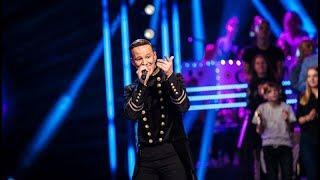Sebastian Walldén:  Master Blaster - Stevie Wonder - Idol Sverige (TV4)