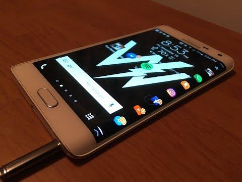 Galaxy Note Edge: IN 2017