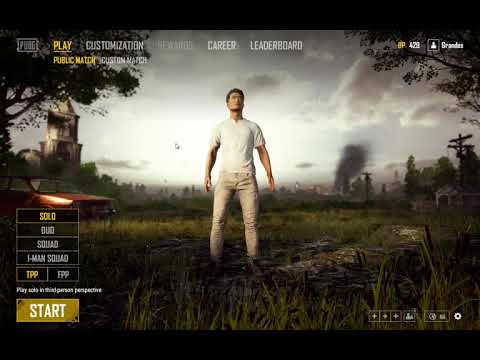 Player Unknown Battlegrounds (Test Server) Game Crash *fix*