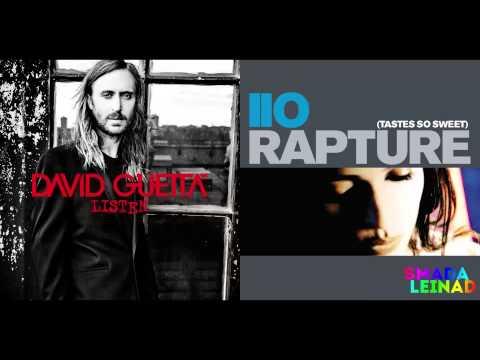 David Guetta Ft. Sam Martin Vs. IiO/Nadia Ali - Rapture On The Sun