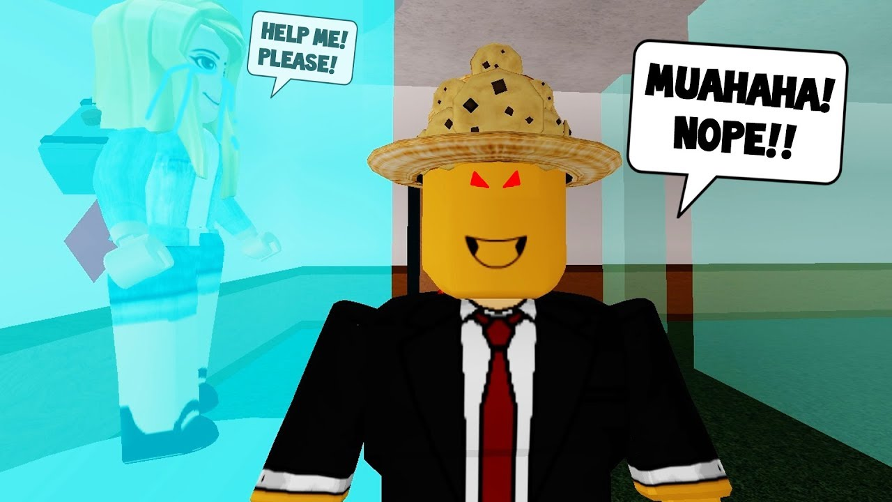 The Evil Bodyguard Roblox Flee The Facility Youtube - roblox nope youtube