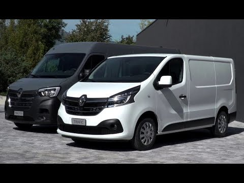 New Renault Trafic And Master (2020) Detailed Look