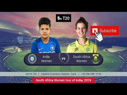 india-women-vs-south-africa-women-5th-t20-full-highlights-2019