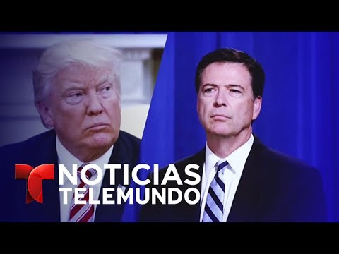 La batalla de James Comey | Noticias | Noticias Telemundo