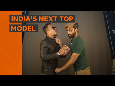 BYN : India's Next Top Model