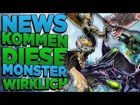 Plant Capcom da eine große Überraschung - Monster Hunter World Iceborne News