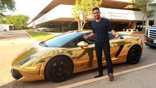 ZaidAliT Buys A Lamborghini (Vlog 1)