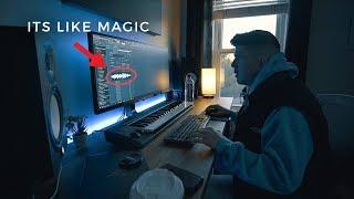 MAKING MAGIC! *melodies & beats* (making a beat fl studio)
