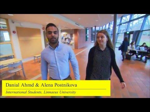 Academic studies in Sweden