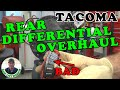 Toyota Tacoma Rear Differential Overhaul