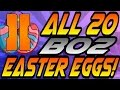 NEW ALL 20 BO2 Easter Eggs, Secrets, References Multiplayer Campaign CoD Black Ops 2