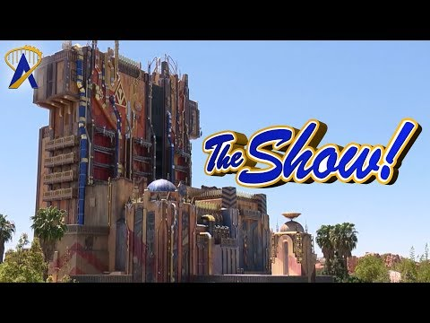 Attractions - The Show -  Guardians of the Galaxy; Traveler's Guide to Disney; news - June 1, 2017
