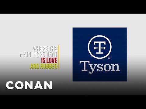 Tyson Responds To Chicken Nugget Recall - CONAN on TBS
