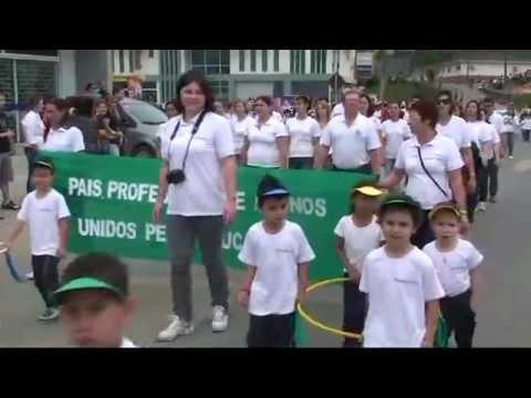 Desfile 7 set  em Luiz Alves - SC