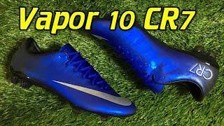 CR7 Nike Mercurial Vapor 10 Natural Diamond - Review + On Feet