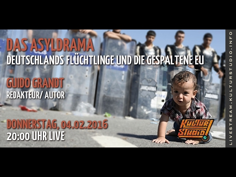 Das Asyldrama –Deutschlands Flüchtlinge und die gespaltene EU   KT No. 122