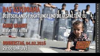 Das Asyldrama –Deutschlands Flüchtlinge und die gespaltene EU | KT No. 122