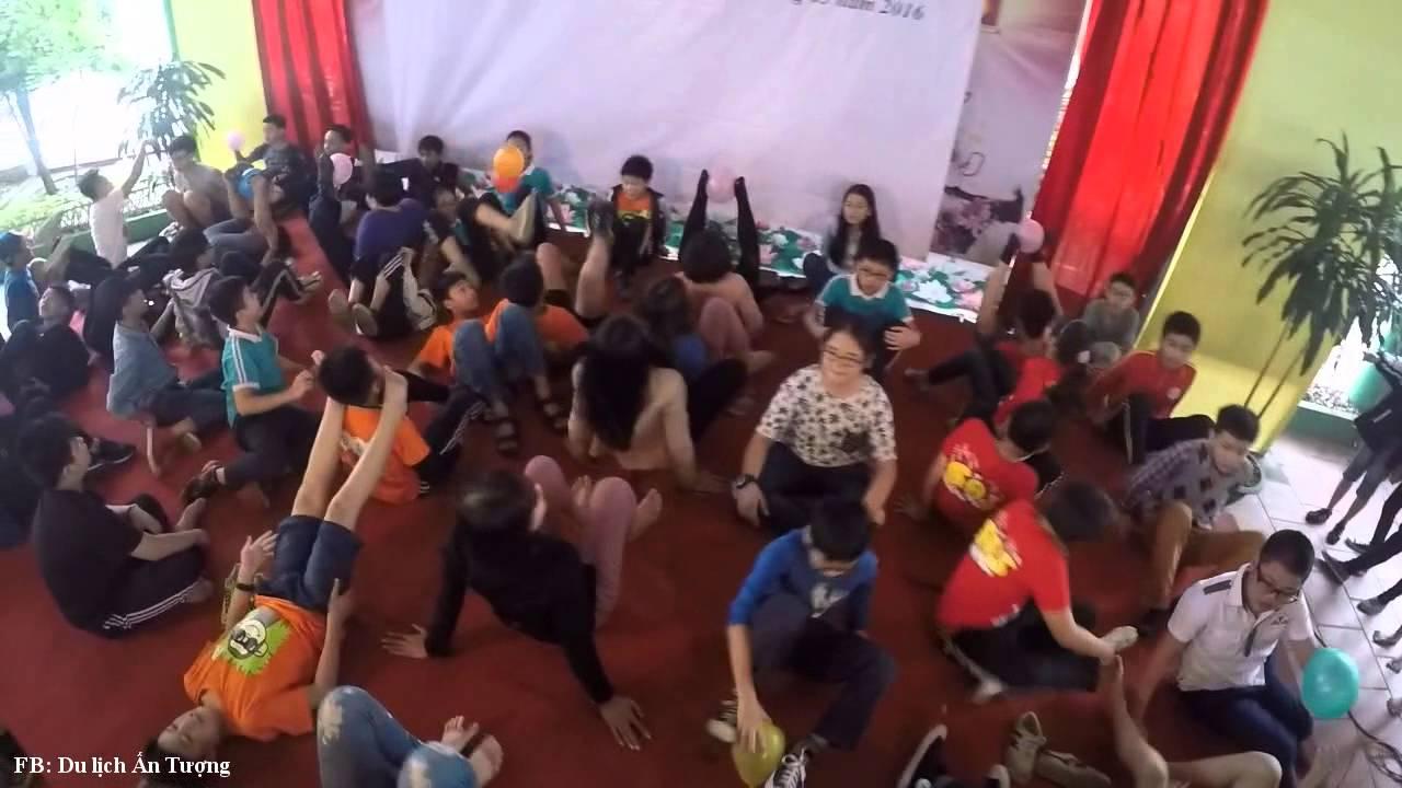 THCS ĐÔ THỊ VIỆT HƯNG – HỒ NÚI CỐC 2016 – DU LỊCH ẤN TƯỢNG