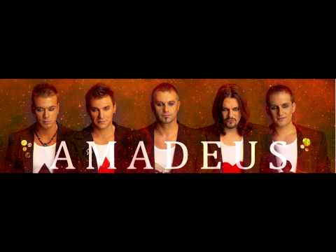 AMADEUS BAND-LAZU TE (OFFICIAL AUDIO)