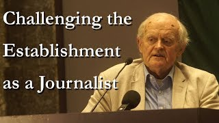 Bruce Arnold Irexit Galway I Challenging the Establishment as a Journalist