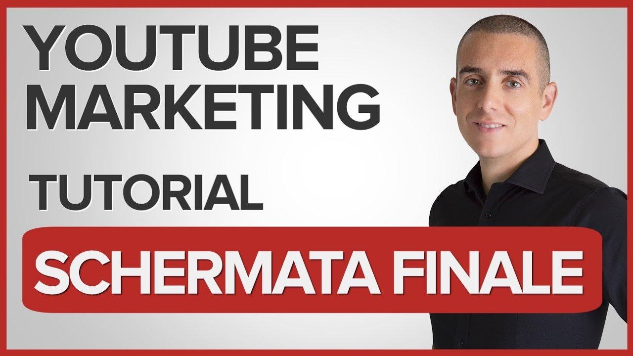 8ace644105 Schermata Finale ed Annotazioni - Tutorial sulla nuova funzionalità di  Youtube