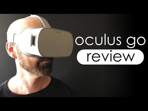 Oculus Go Review: All-In-One VR Headsetиз YouTube · Длительность: 17 мин15 с