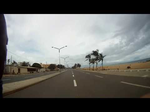 From Togo border to Hotel Le Galion
