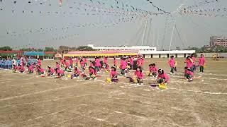 Milestone School & College  (English Version)- Sector-7-Sports-2019