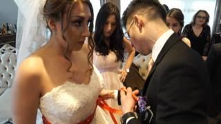 Eda & Yusuf Dügün Hochzeit Part1 Herford Stadtpark Schützenhof 28.01.2017