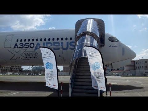 Toulouse : Le Campus des métiers de l'aéronautique prend son envol