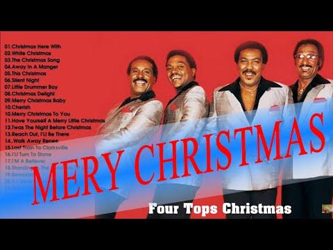 Four Tops Mery Christmas | Best Four Tops christmas Songs