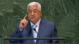 🇵🇸 Palestine - President Addresses General Debate, 73rd Session