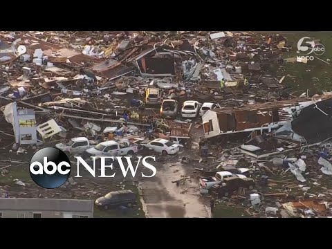 Dayton Official Describes Devastation Of Tornado Strike