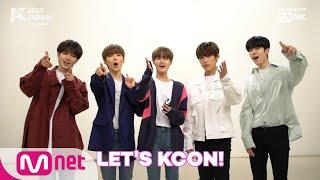 [#KCON2019JAPAN] こんにちは! #AB6IX