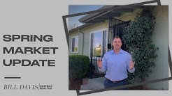 Spring is here and has brought more housing inventory to the EastBay