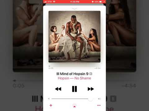Ill Mind of Hopsin 9 (2017) No Shame*