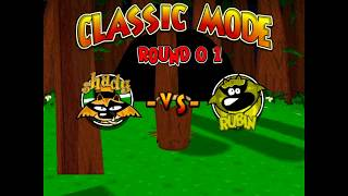 TENNIS TITANS -  Game House (CLASSIC MODE) ROUND 1 SHADY VS RUBIN