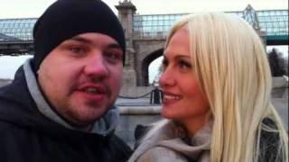 """Стен и Виктория Лопырева.Съемки клипа """"Я тот"""".День 1ый"""